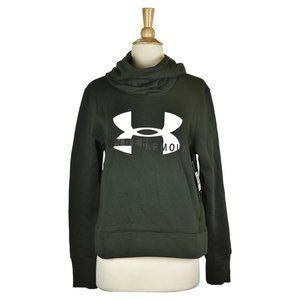 Under Armour Pullovers SM Green